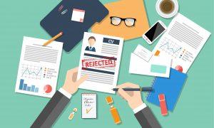 CV mistakes by fresh graduates
