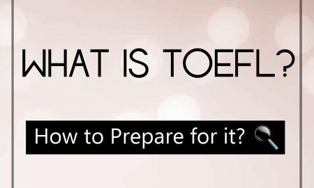 TOEFL information