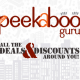 peekaboo guru discounts